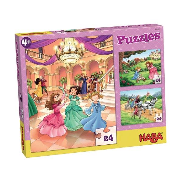 Haba Prenses Puzzle Mina