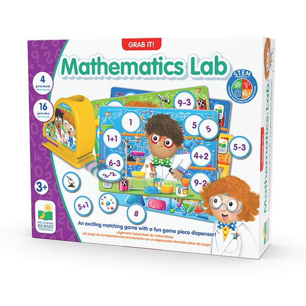 Mathematics Lab / Dört İşlem Tombala