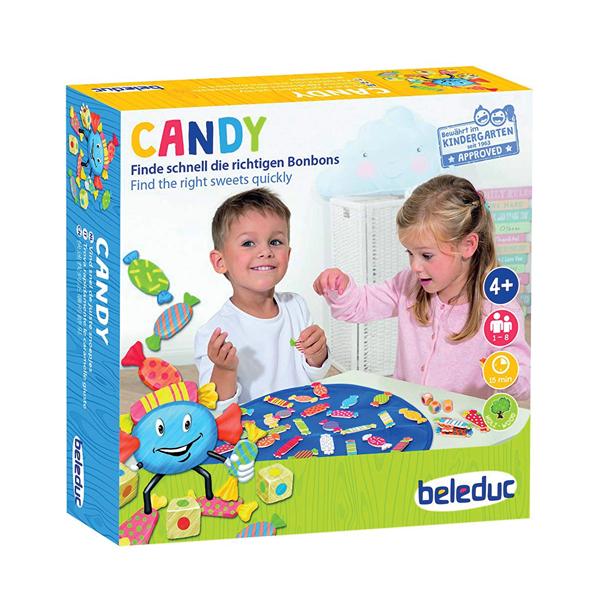Beleduc Candy - Şekerler Yarışıyor