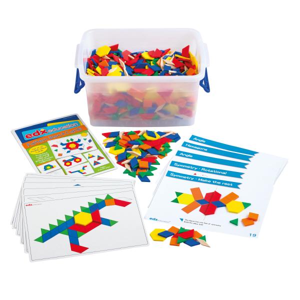 Örüntü Blokları Sınıf Seti