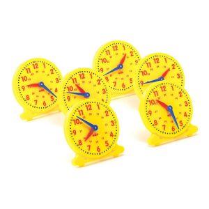 Öğrenci Saat Seti (6 Parça)