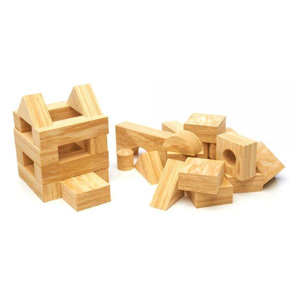 Soft Bloklar 4cm 68 Parça