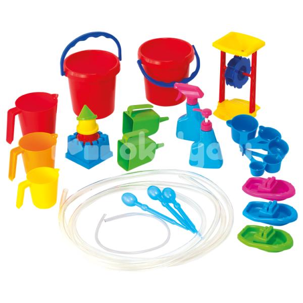 Su Oyun Seti (Sınıf Paketi 27 Parça)
