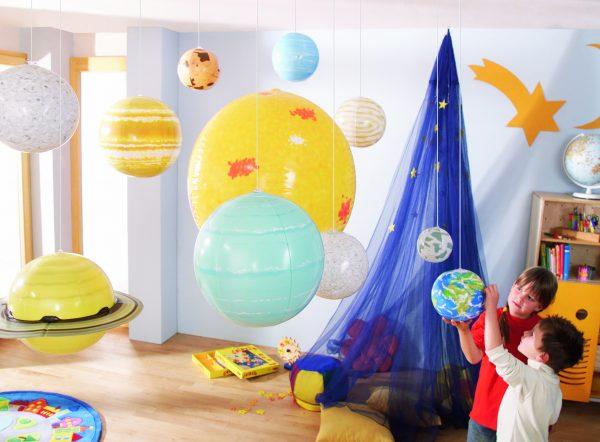 Solar Sistem Balonları