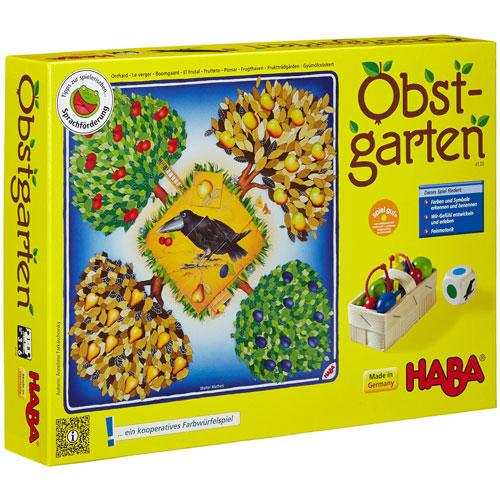 Haba Orchard - Meyve Bahçesi Oyunu