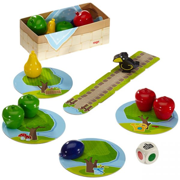 Haba İlk Oyunlarım - İlk Bahçe Oyunu