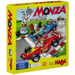 Haba Monza - Renkli Yarış Oyunu