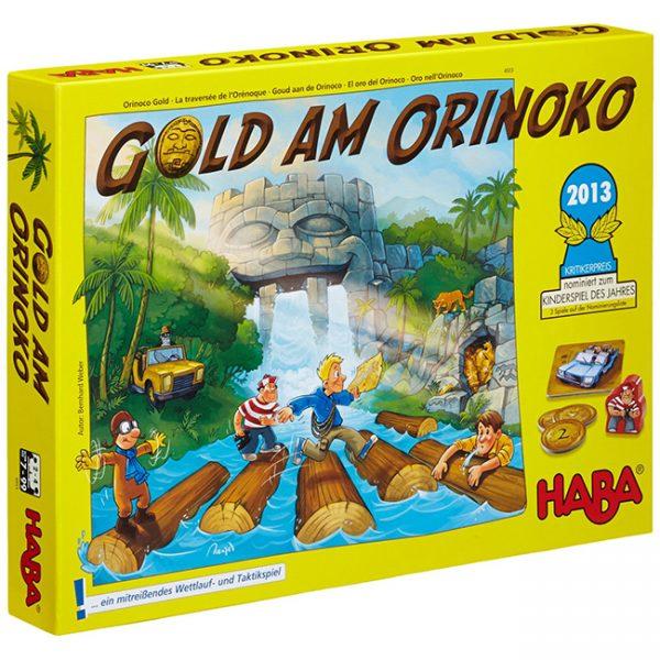 Haba Orinoco Gold Oyunu