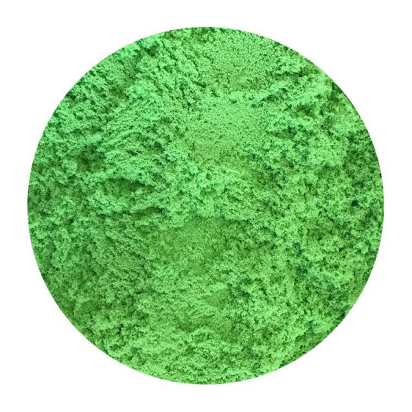 Creall Doğal Kinetik Kum 750 gr. Yeşil