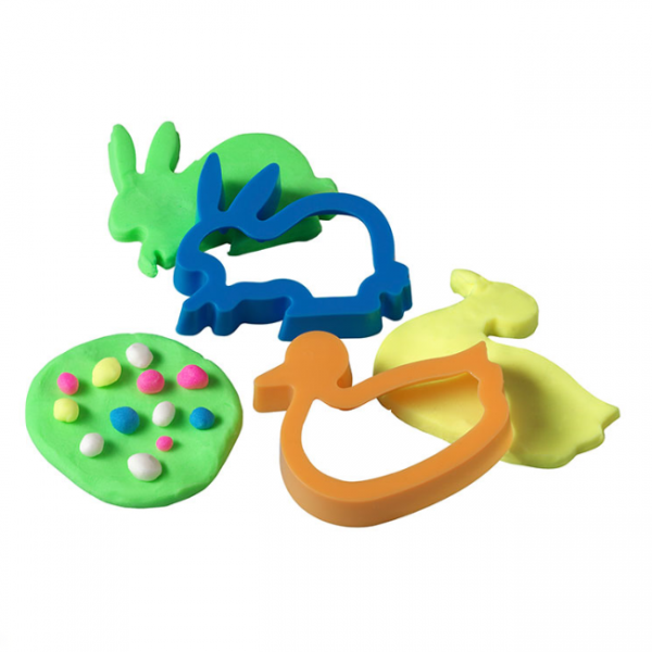Creall Mini Oyun Hamuru Pastel Renk