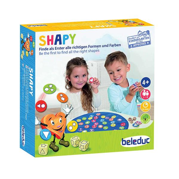 Beleduc Shapy Oyunu