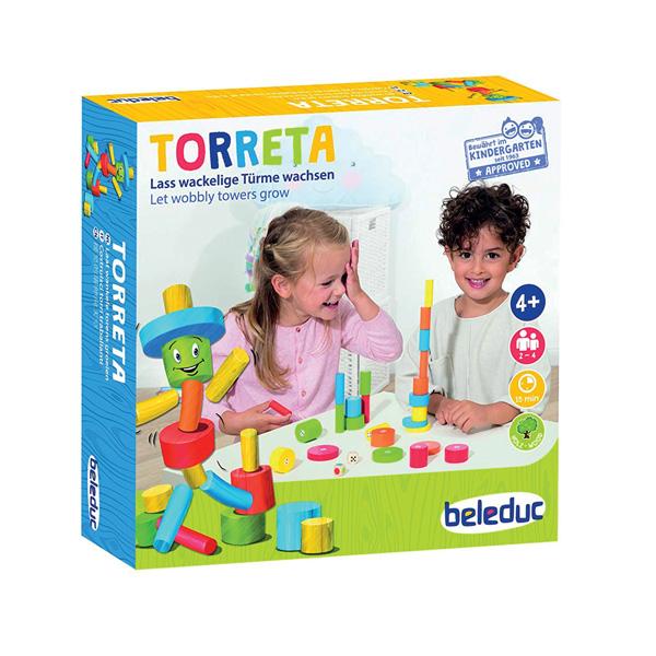 Beleduc Torreta Oyunu