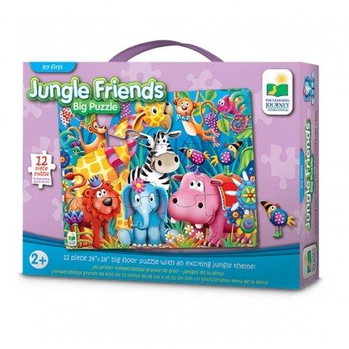 Vahşi Doğadaki Dostlarımız Puzzle