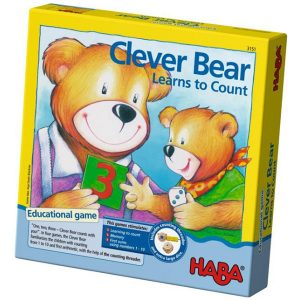 Clever Bear Learn To Count
