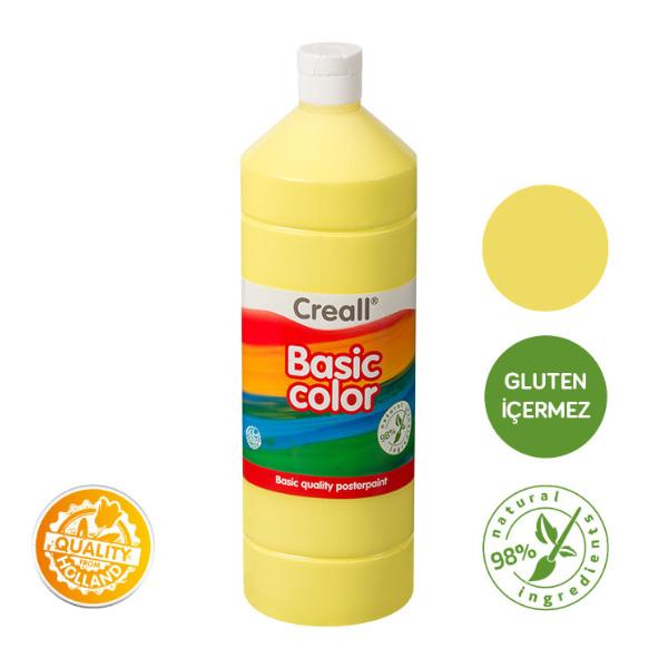 Creall Basic Color - Açık Sarı