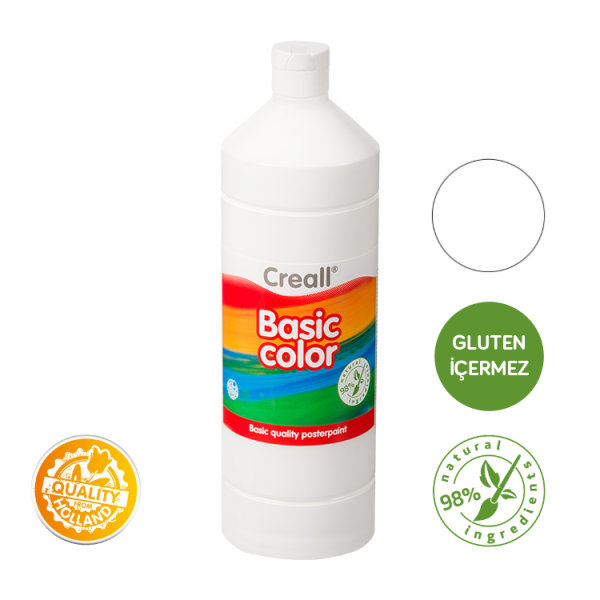 Creall Basic Color - Beyaz