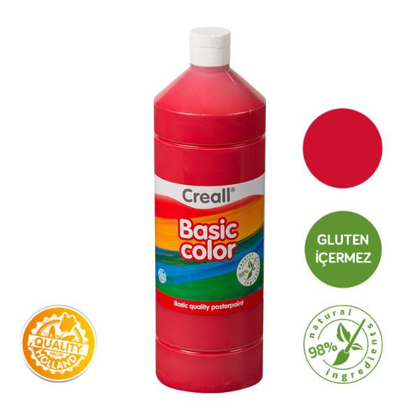 Creall Basic Color - Kırmızı