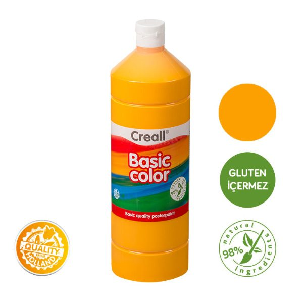 Creall Basic Color - Koyu Sarı