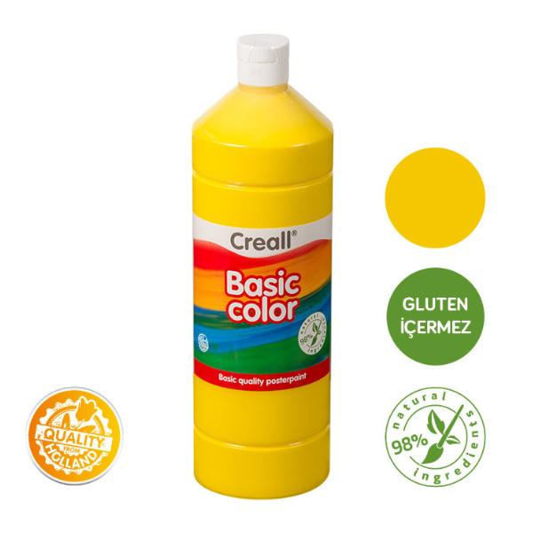 Creall Basic Color - Sarı