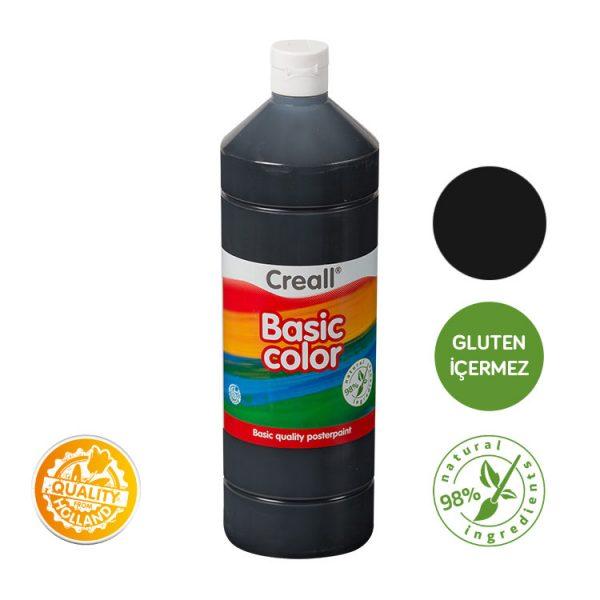 Creall Basic Color - Siyah