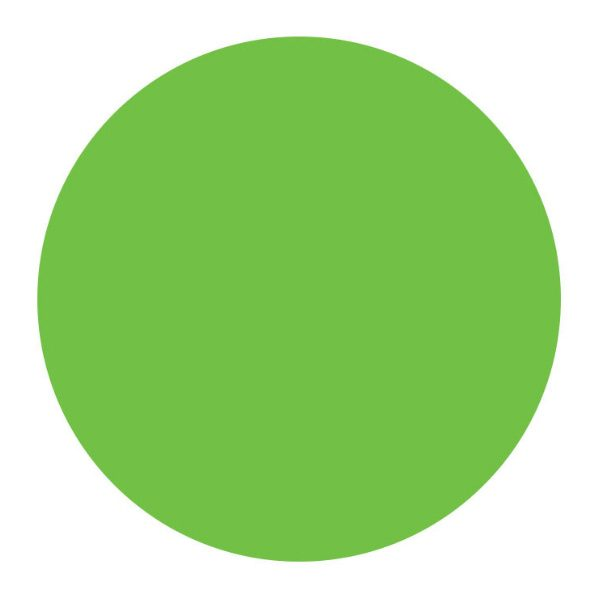 Creall Basic Color - Yeşil