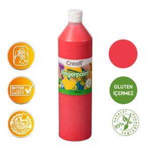 Creall Fingerpaint - Kırmızı
