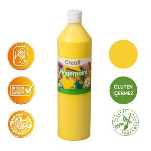 Creall Fingerpaint - Sarı