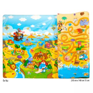 Unigo Oyun Matları Dino Adventure