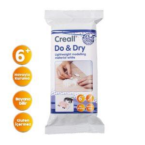 Creall Do & Dry Hafif Seramik Hamuru