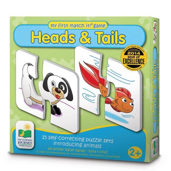 Kafalar ve Kuyruklar Puzzle