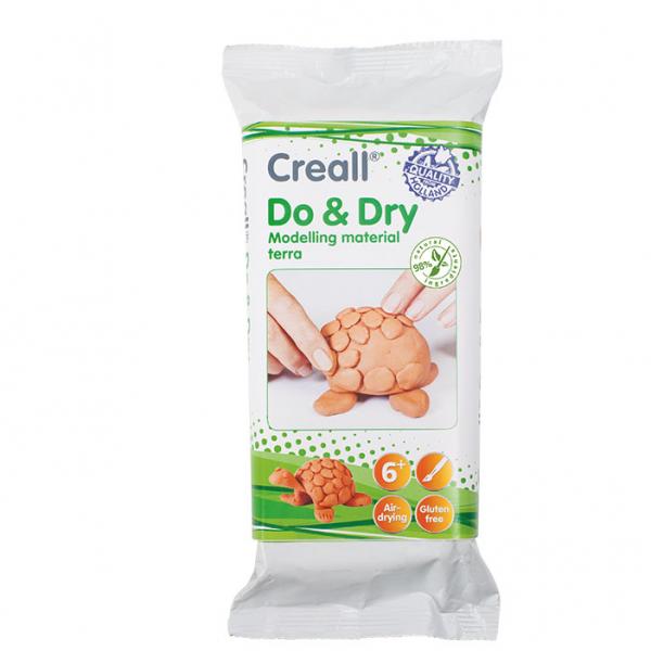 Creall Do & Dry Seramik Hamuru - Toprak 1000 gr.