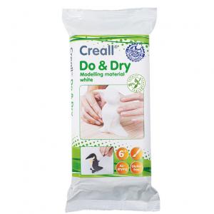 Creall Do & Dry Seramik Hamuru - Beyaz 1000 gr.