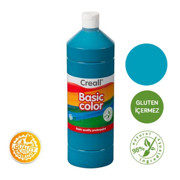 Creall Basic Color - Turkuaz