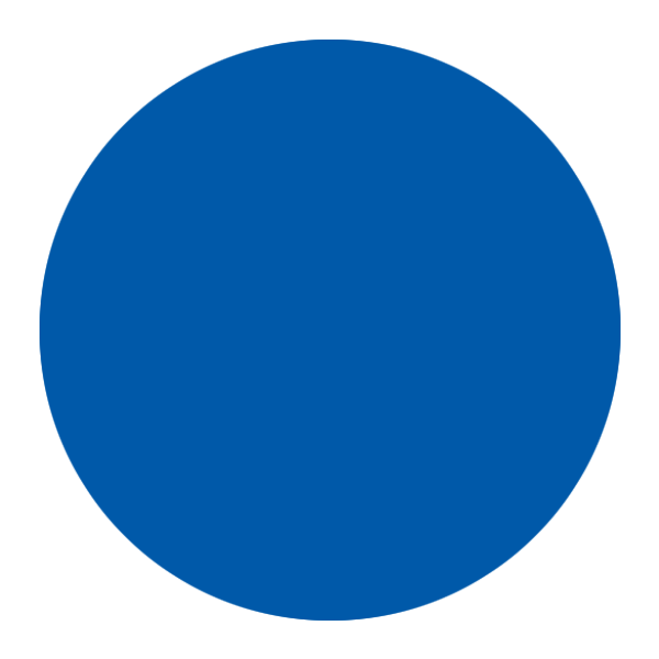 Creall Fingerpaint - Mavi