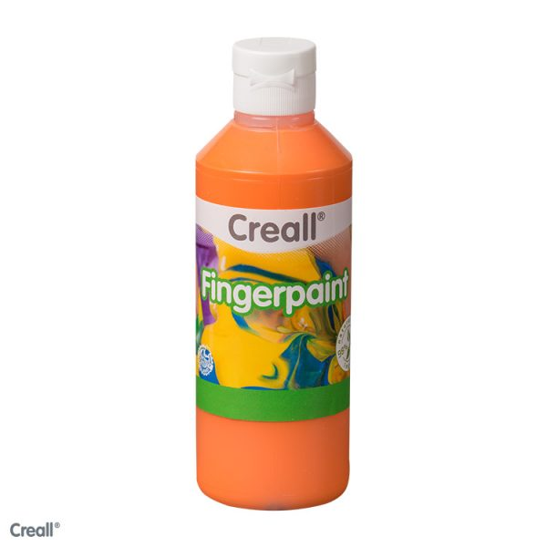 Creall Fingerpaint - Turuncu 250ml.