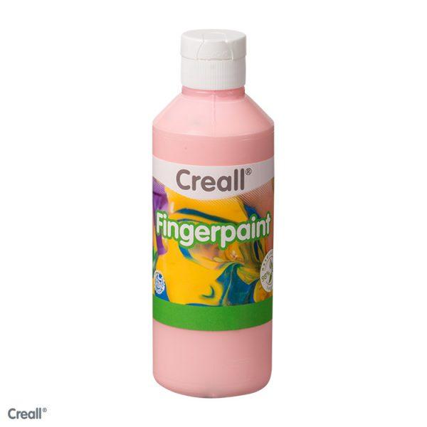 Creall Fingerpaint - Pembe 250ml.
