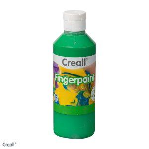 Creall Fingerpaint - Yeşil 250ml.