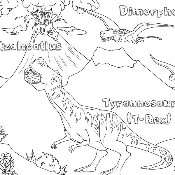 Dinozorları Tanıyalım