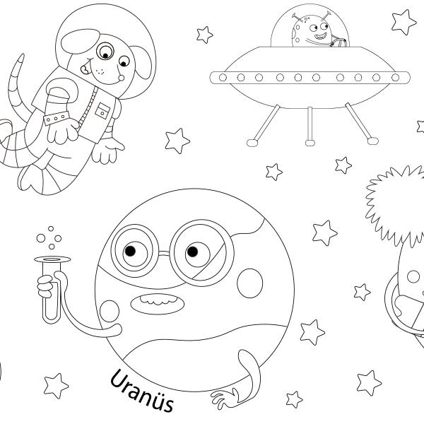 Gezegenleri Tanıyalım