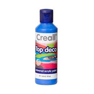Creall Top Deco - Çelik Mavi