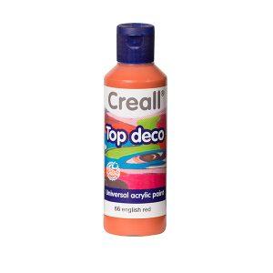 Creall Top Deco - İngiliz Kırmızı