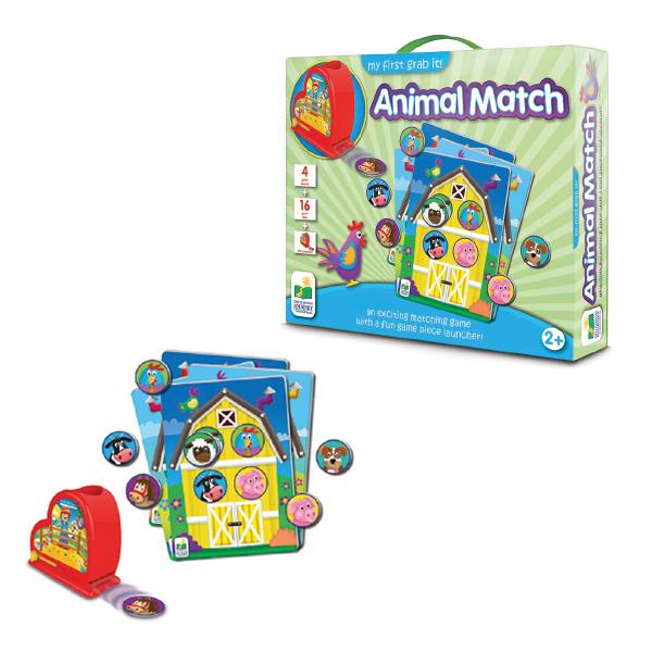 Animal Match - Çiftlik Tombala
