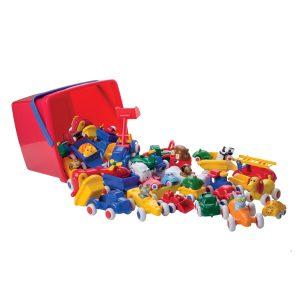 Viking Toys Karışık Kova Seti 30 Parça