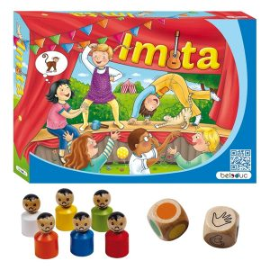 Imita – Taklit Sahnesi