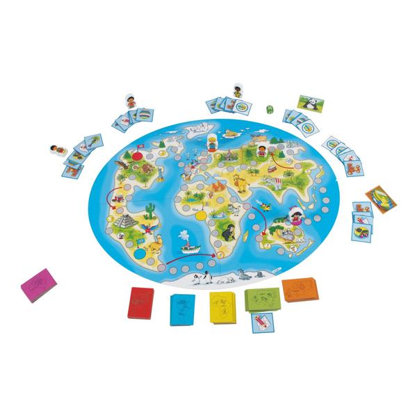 Travellino Kids / Gezgin Çocuklar Dünya Turunda