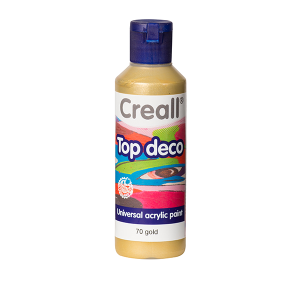 Creall Top Deco - Altın