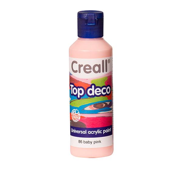 Creall Top Deco - Bebek Pembe