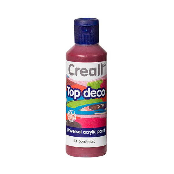 Creall Top Deco - Bordo