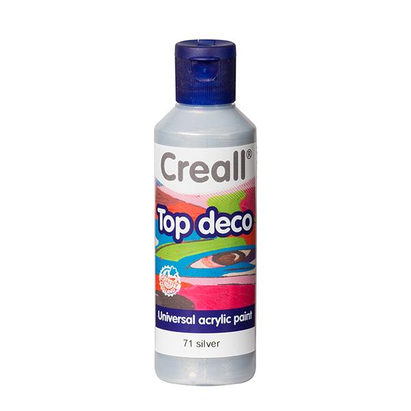 Creall Top Deco - Gümüş