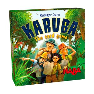 Haba Karuba The Card Game - Aile Kart Oyunu